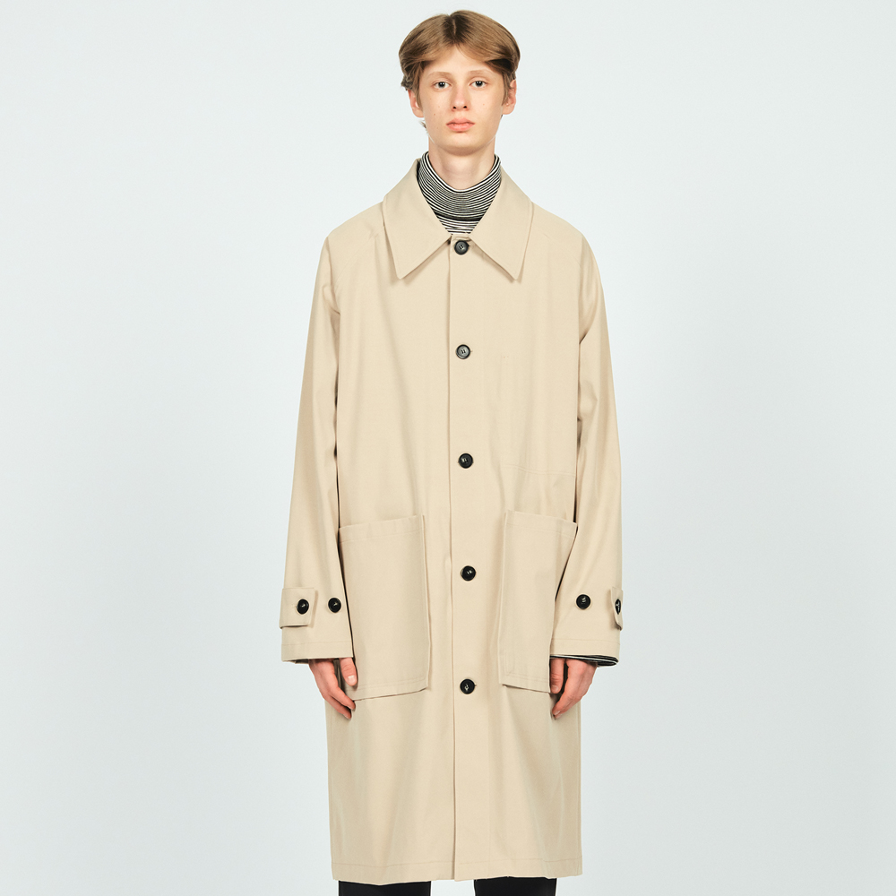 MAC COAT BEIGE